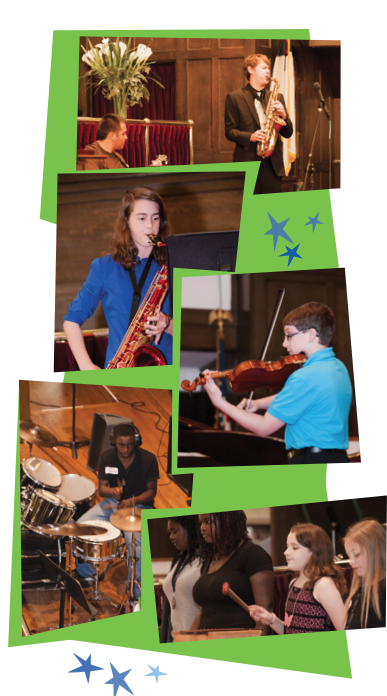 Students Perform at our 2013 Recital